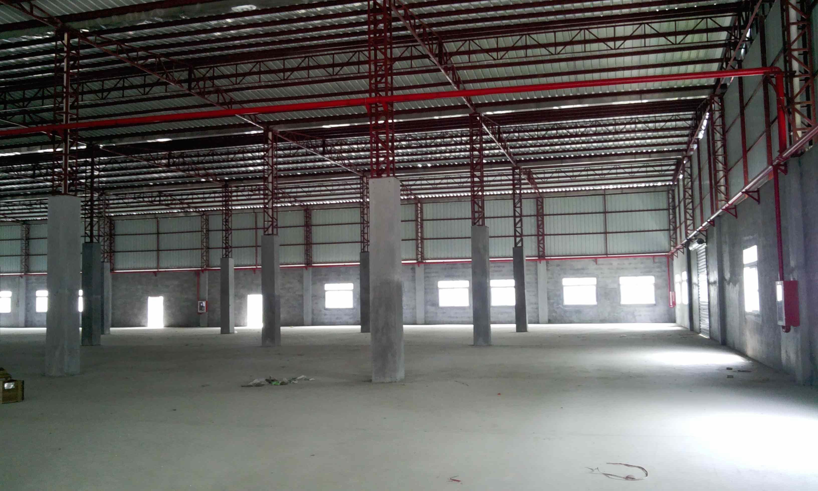 钢结构厂房 - 都匀市恒兴金属结构厂